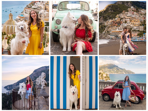 🇮🇹 The Amalfi Coast | Amalfi Küste