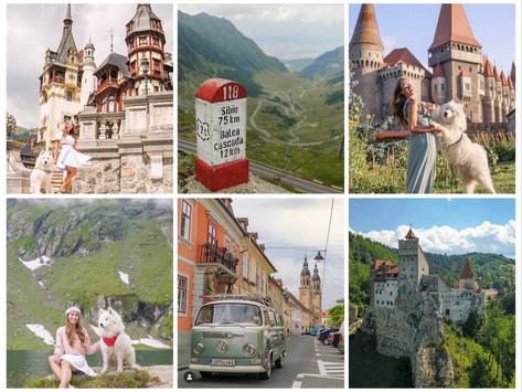 🇷🇴 The most beautiful places in Romania | Die schönsten Orte in Rumänien