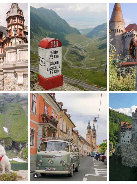🇷🇴 The most beautiful places in Romania   Die schönsten Orte in Rumänien