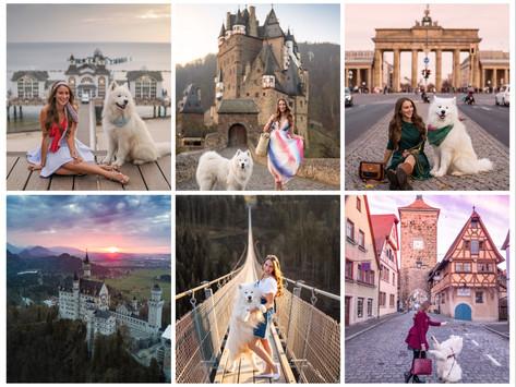 🇩🇪 The most beautiful places in Germany | Die schönsten Orte Deutschlands