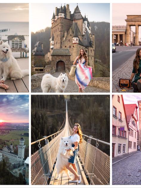 🇩🇪 The most beautiful places in Germany   Die schönsten Orte Deutschlands