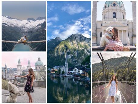 🇦🇹 The most beautiful places in Austria | Die schönsten Orte Österreichs