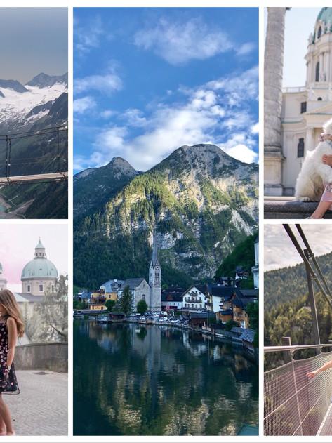 🇦🇹 The most beautiful places in Austria   Die schönsten Orte Österreichs