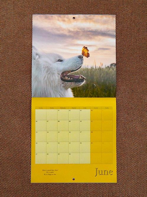 Wall calendar 2022 | Wandkalender 2022