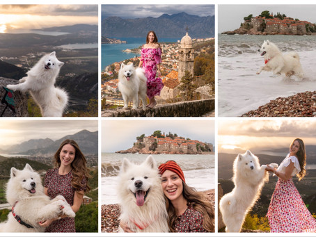 🇲🇪The most beautiful places in Montenegro | Die schönsten Orte in Montenegro