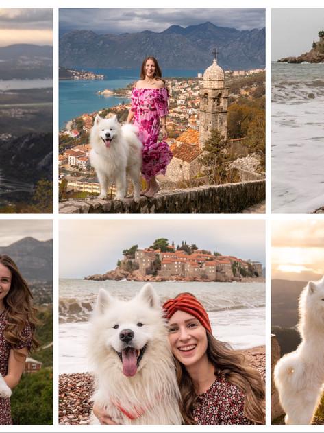 🇲🇪The most beautiful places in Montenegro   Die schönsten Orte in Montenegro