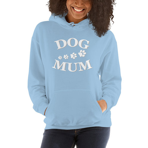 """""""Dog Mum"""" Hoodie für Frauen"""