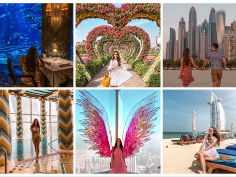 🇦🇪 The most beautiful places in Dubai | Die schönsten Orte in Dubai