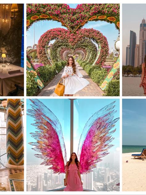 🇦🇪 The most beautiful places in Dubai   Die schönsten Orte in Dubai