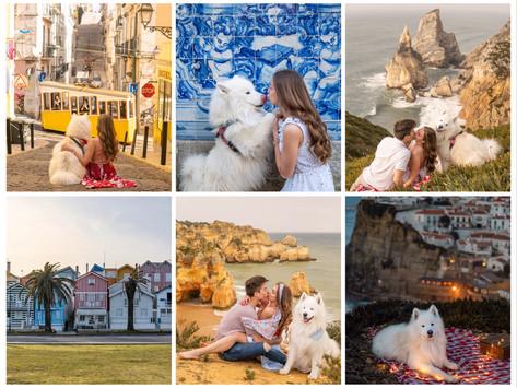 🇵🇹 The most beautiful places in Portugal |  Die schönsten Orte Portugals