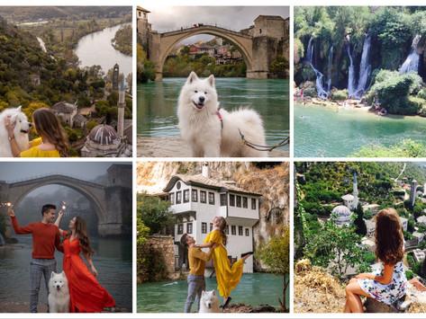 🇧🇦 The most beautiful places in Bosnia | Die schönsten Orte Bosniens