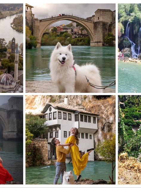 🇧🇦 The most beautiful places in Bosnia   Die schönsten Orte Bosniens