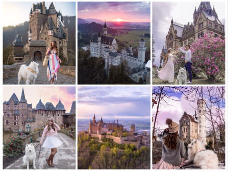 🇩🇪 Germany's most beautiful castles |  Deutschlands schönste Schlösser