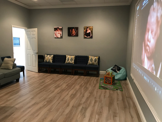 Cape Coral viewing room