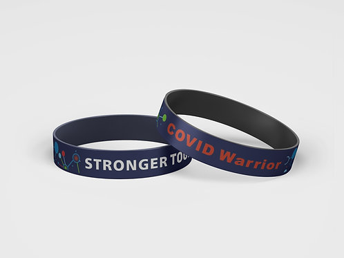 Covid Warrior Bands