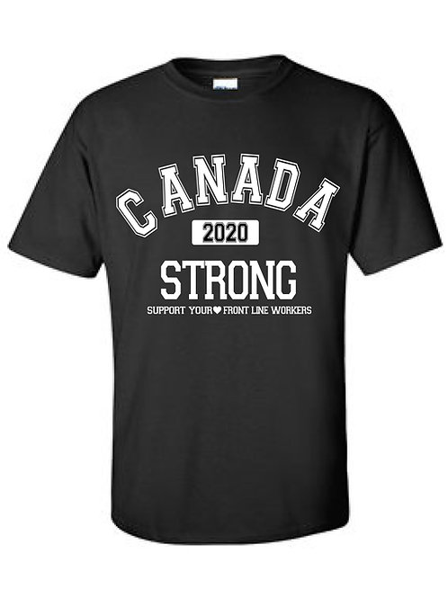 St. Joe's Collection - Canada Strong T-Shirt
