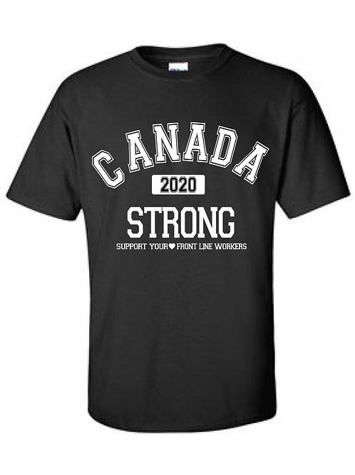 Delhi Collection - Canada Strong T-Shirt