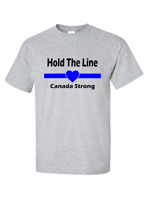 Paramedic Ride Collection - Hold The Line T-Shirt