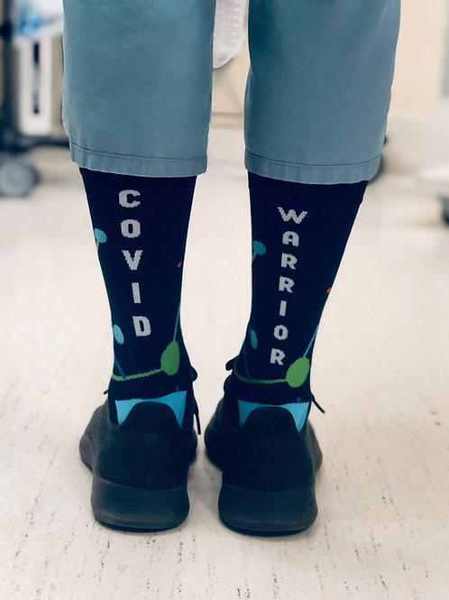 WCGH Collection Covid Warrior Socks