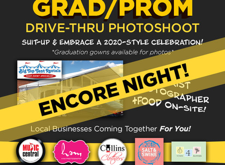 Prom/Grad Private Photoshoot Experience 2020 Style