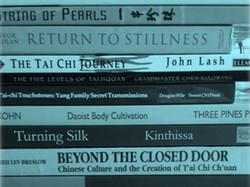 Tai Chi Books
