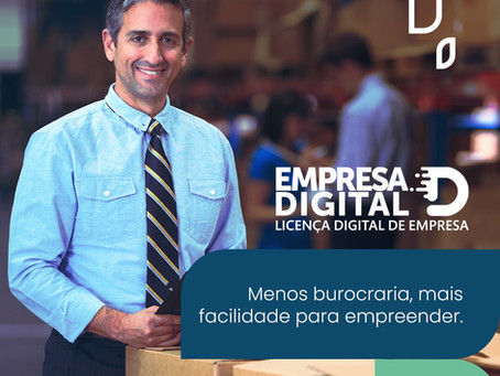 """""""Empresa Digital"""", o primeiro aplicativo para abertura digital de empresas do Brasil"""