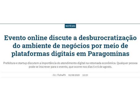 Evento online discute a desburocratização do ambiente de negócios por meio de plataformas digitais