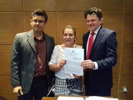 CRC-PA e Desenvolve celebram parceria
