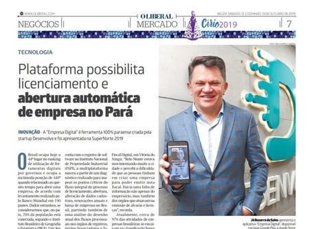 Plataforma possibilita licenciamento e abertura automática de empresa no Pará