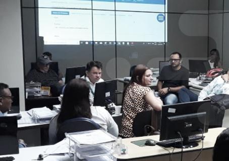 Treinamento de servidores da SEFAZ e SEMURB marca mês de março em Parauapebas