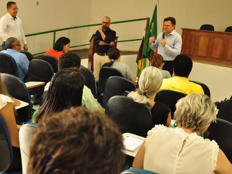 Audiência pública discute proposta de novo Código Tributário Municipal de Parauapebas