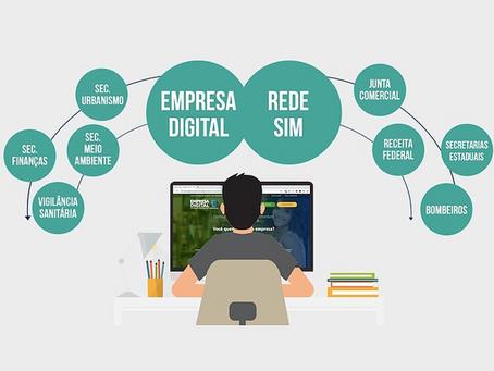 Paragominas lança plataforma  'Empresa Digital' para desburocratizar o ambiente de negócio