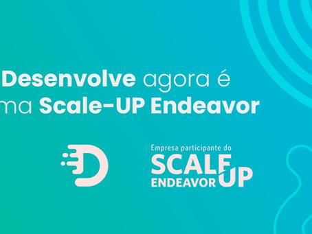 GovTech Desenvolve no Scale-Up Endeavor 2021