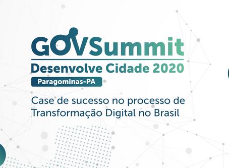 GovSummit reúne mais de 500 pessoas online em dois dias de evento