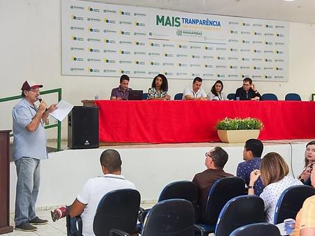 Modernização do código tributário de Parauapebas é debatida em Audiência Pública