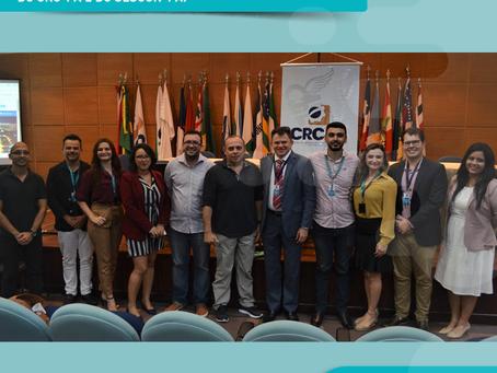 Desenvolve e CRC-PA renovam cooperação técnica
