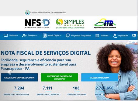 Parauapebas-PA: governo digital e o crescimento na arrecadação
