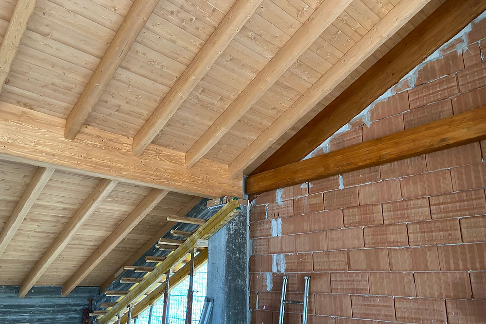 L'uso del legno in edilizia e i vantaggi in fase di smaltimento