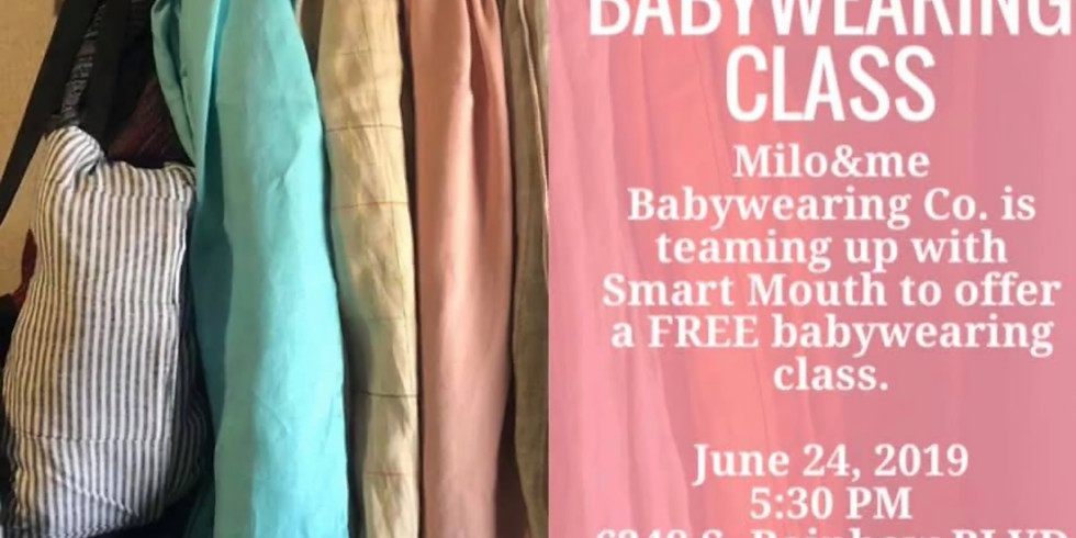 Free Babywearing Class