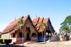 Local Temple in northern style