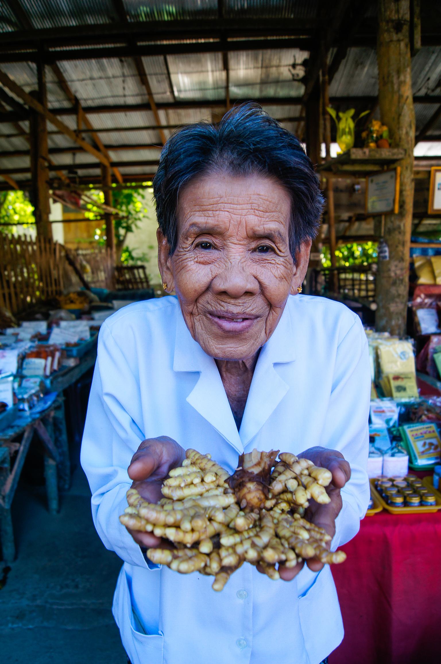 Thai Herb @ Chiang Dao Cave