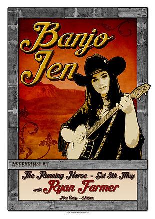 banjo jen poster running horse copy.jpg