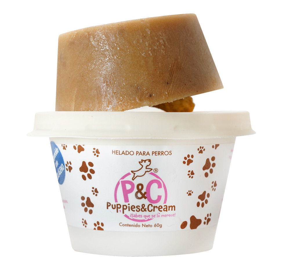 helado para perro mediano o grande algar