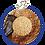 Thumbnail: Helado de algarrobo y amaranto (Chico)