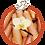 Thumbnail: Helado de zanahoria con vainilla (Chico)