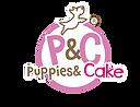 Logo con blanco puppies&cake_Mesa de tra