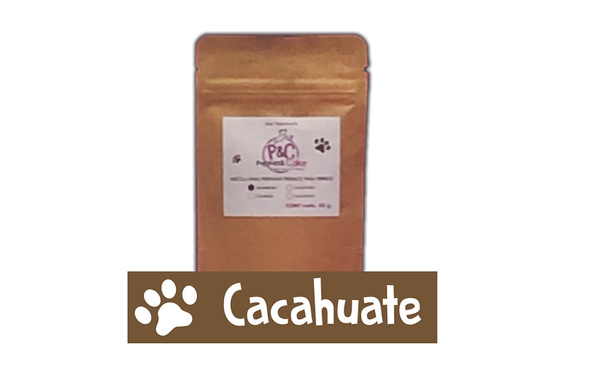 Puppies & Cake Cacahuate