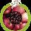 Thumbnail: Helado de manzana con arándano (Chico)