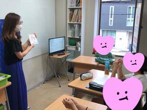 step3  英語学習歴のある小6 クラス