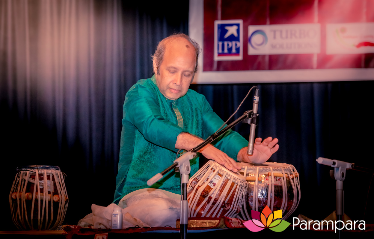 PARAMPARA Music Festival 2019 - Sitar-Tabla Recital